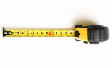 Ruler tape